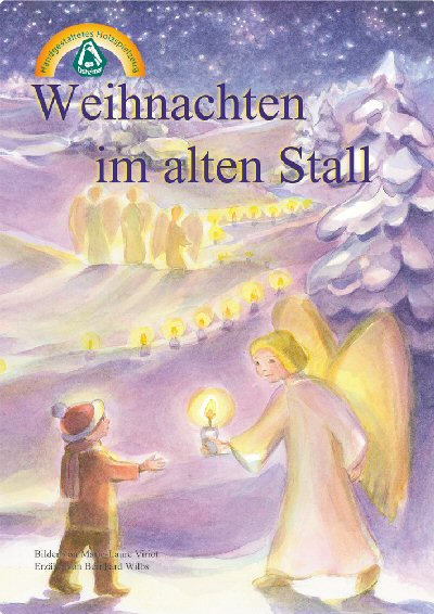 Kinderbuch Weihnachten.Ostheimer Kinderbuch Weihnachten Im Alten Stall