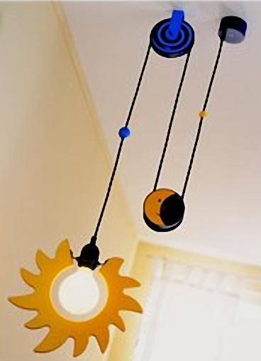 haba deckenlampe sonne. Black Bedroom Furniture Sets. Home Design Ideas